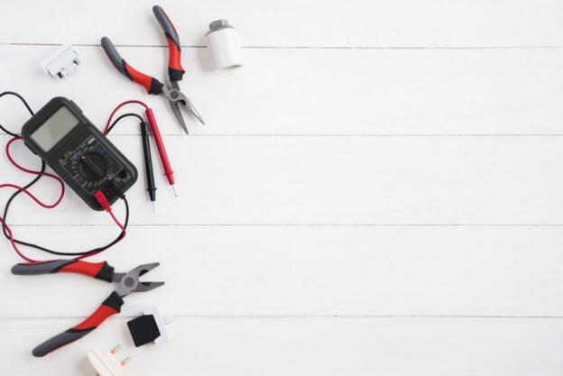 narzędzia elektryka